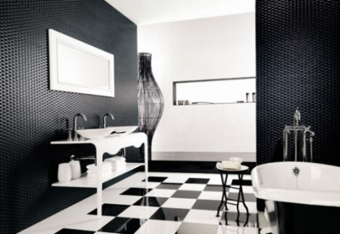Inspace design company bathroom