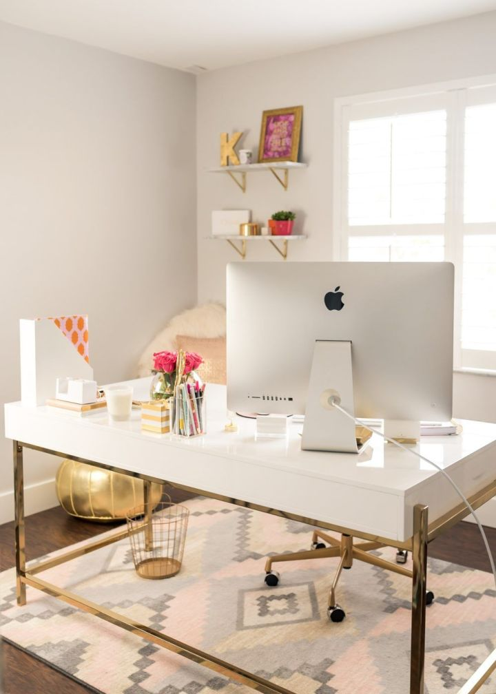 Inspace design company home office